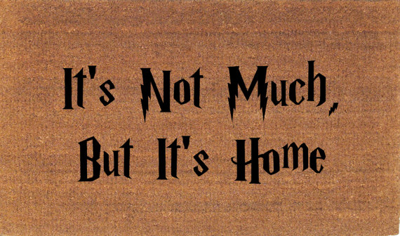 its-not-much-but-its-home-harry-potter-doormat