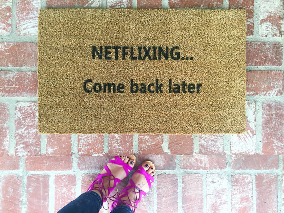netflix-welcome-mat