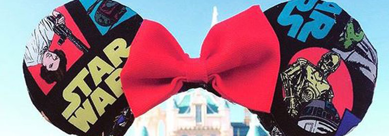 Star Wars-Inspired Minnie Mouse Ears (That You Won't Find at Disney World!)