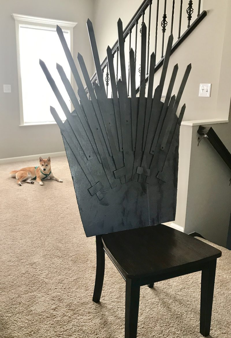 The Coolest Renditions Of Iron Throne Stumblor