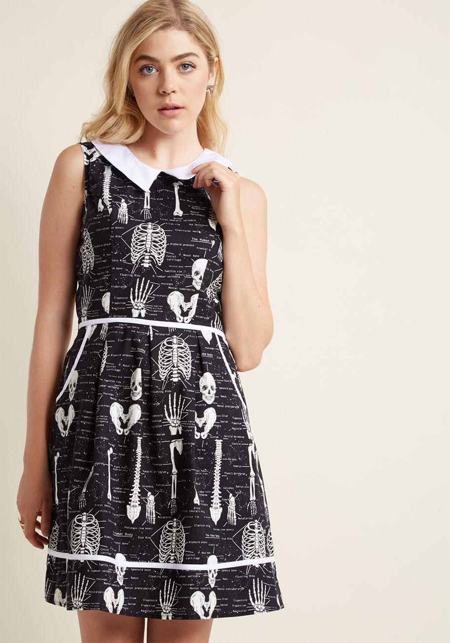 A-Line Bone Dress – ModCloth