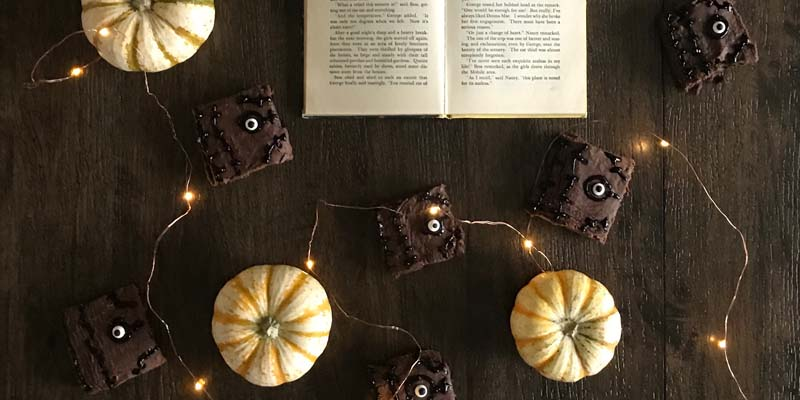 DIY: Hocus Pocus Brownies