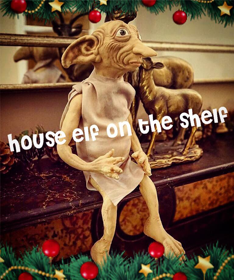 House Elf on the Shelf