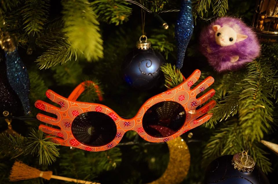 Luna Lovegood Ornaments