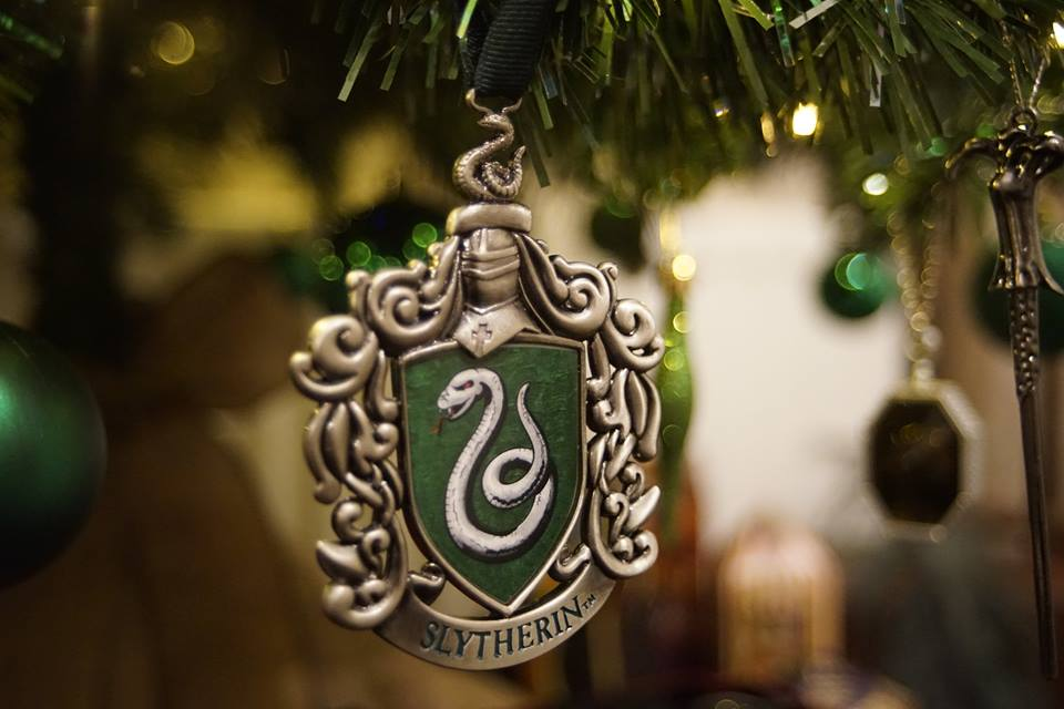 Slytherin Ornament