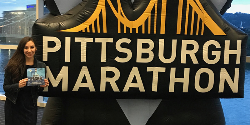 Reaching the Finish Line // Pittsburgh Half Marathon Update