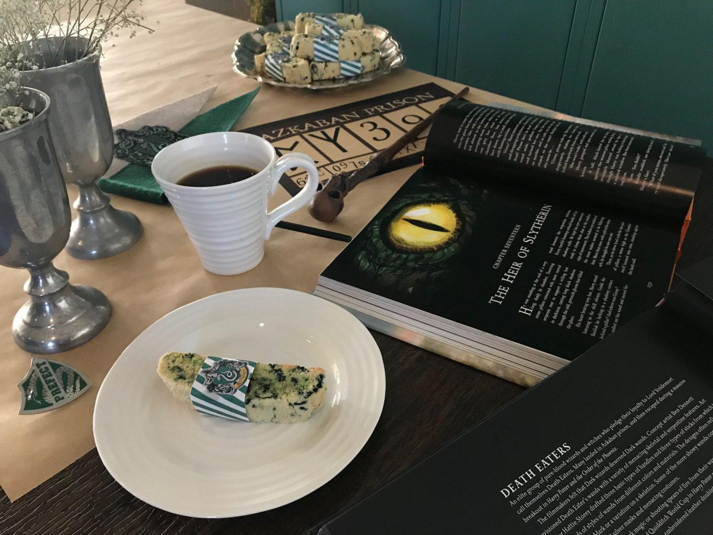Harry Potter Breakfast