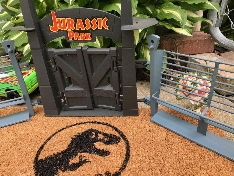 Jurassic Park Rug