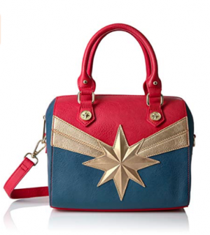 Captain Marvel Loungefly Crossbody Bad