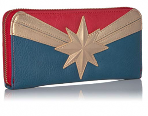 Captain Marvel Loungefly Wallet