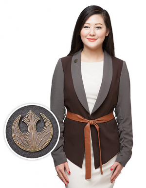 Star Wars Rey Blazer