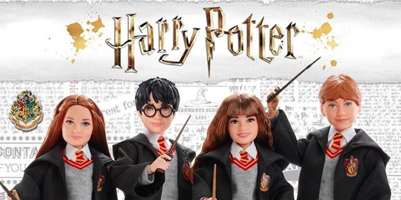 Add to Shopping List: Harry Potter Dolls by Mattel