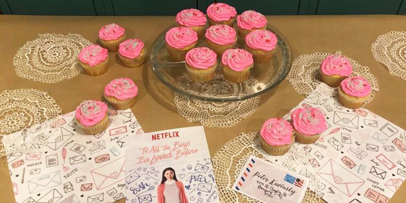 Lara Jean's Cupcakes