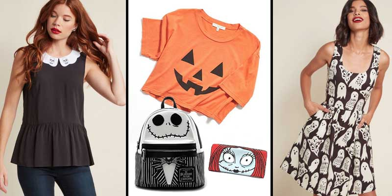 Spooky and Cute Halloween Style Picks