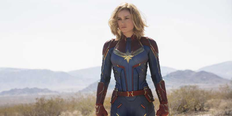 New Captain Marvel Trailer – Who is Carol Danvers?