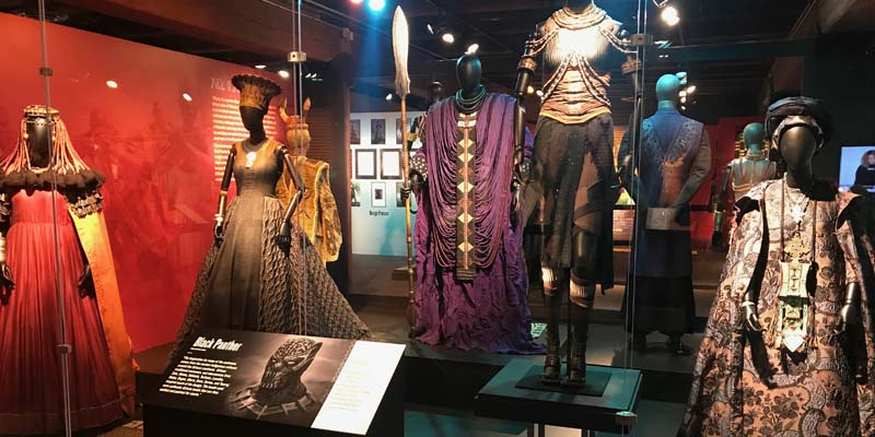 Marvel Studios' Black Panther Costumes Featured in Heroes & Sheroes Exhibit at Heinz History Center