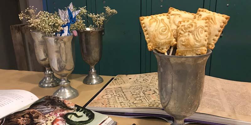 Hogwarts Pie Pops Recipe