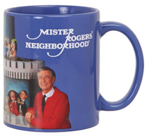 Mr. Rogers Neighborhood Mug