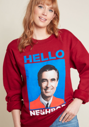 Mr. Rogers Neighbor Sweatshirt