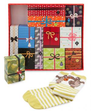 Disney Socks Advent Calendar Gift Set for Men