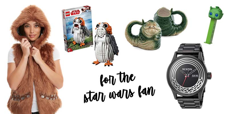 2018 Star Wars Holiday Gift Guide