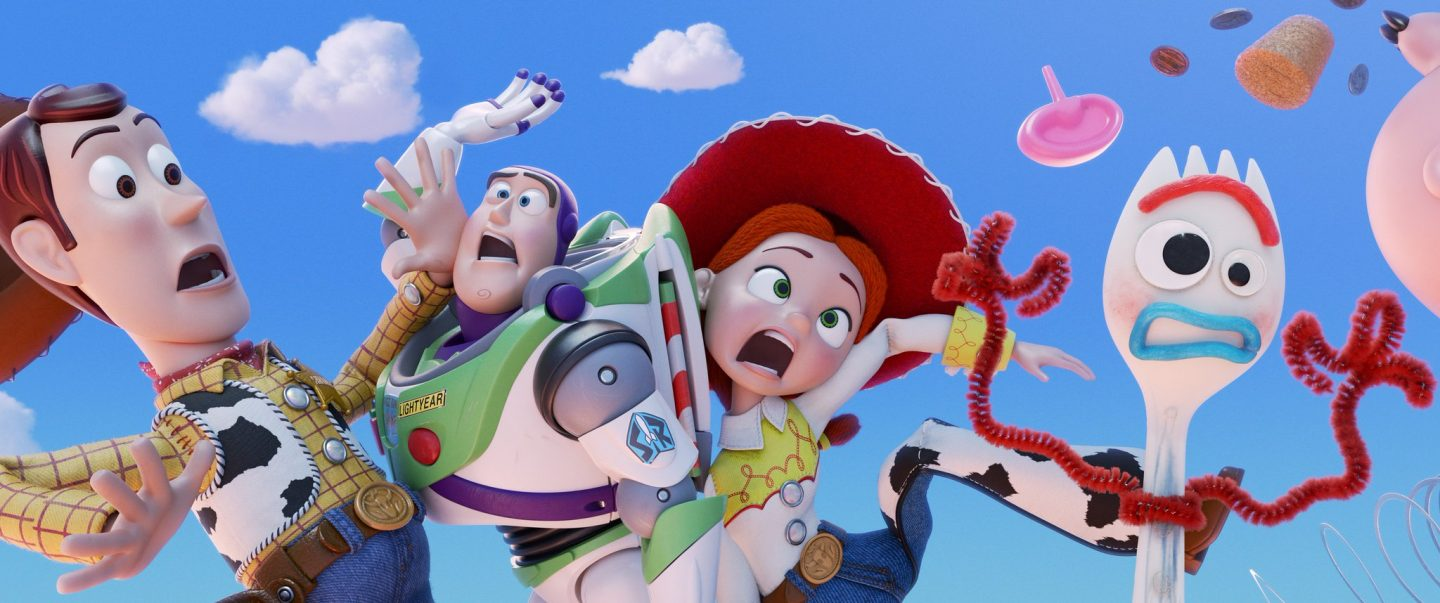 Toy Story 4 Teaser & Reaction — Was That Key and Peele?!