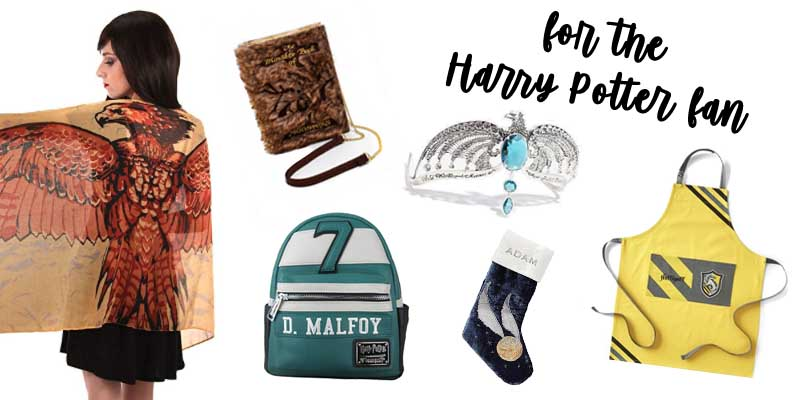 2018 Harry Potter Holiday Gift Guide