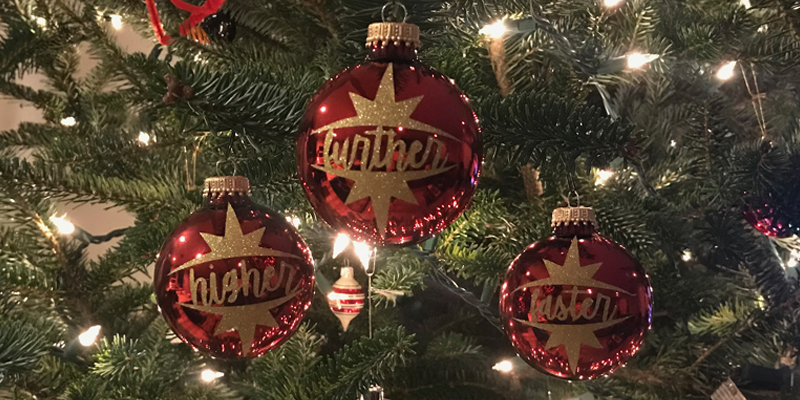 Higher, Further, Faster — DIY Captain Marvel Ornament Set