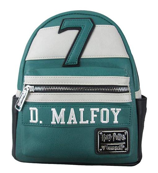 Draco Malfoy Loungefly Mini Backpack