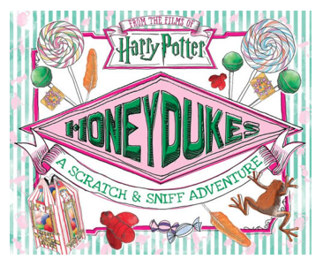 Honeydukes Scratch and Sniff Book