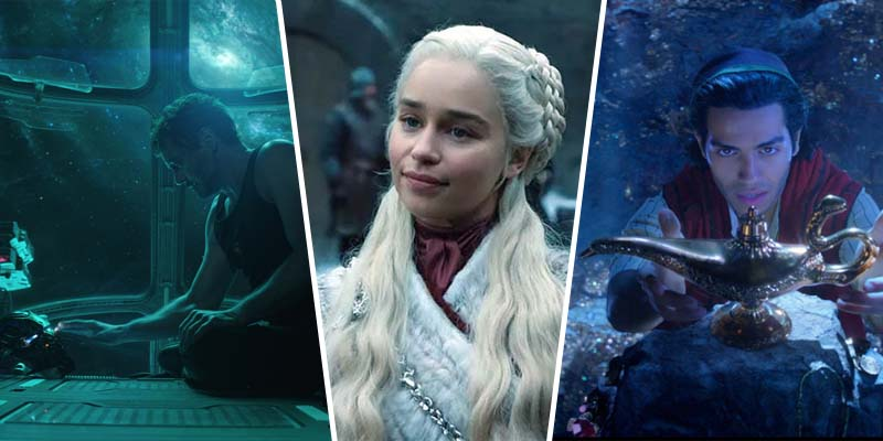 19 Movies and Shows to Look Forward to in 2019