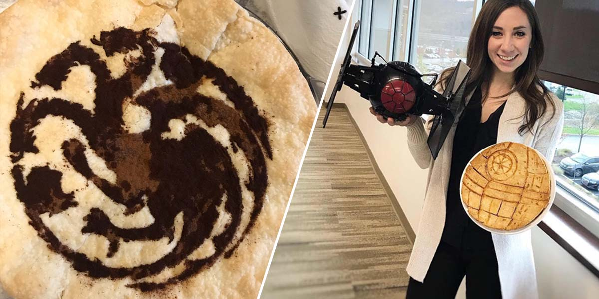 5 Geeky Pies to Celebrate National Pie Day