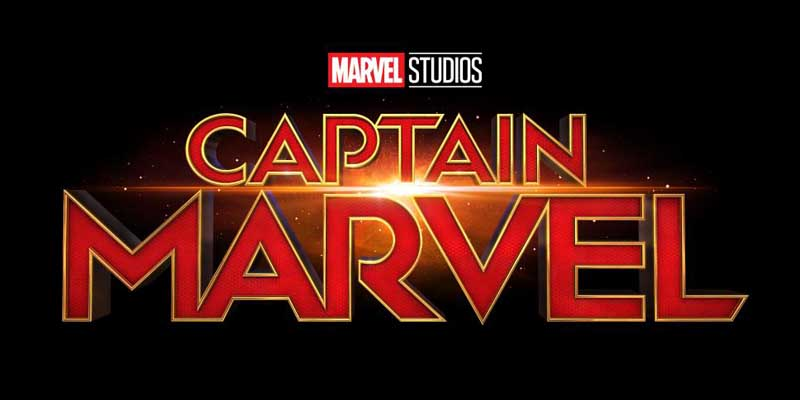 New Special Look at Captain Marvel