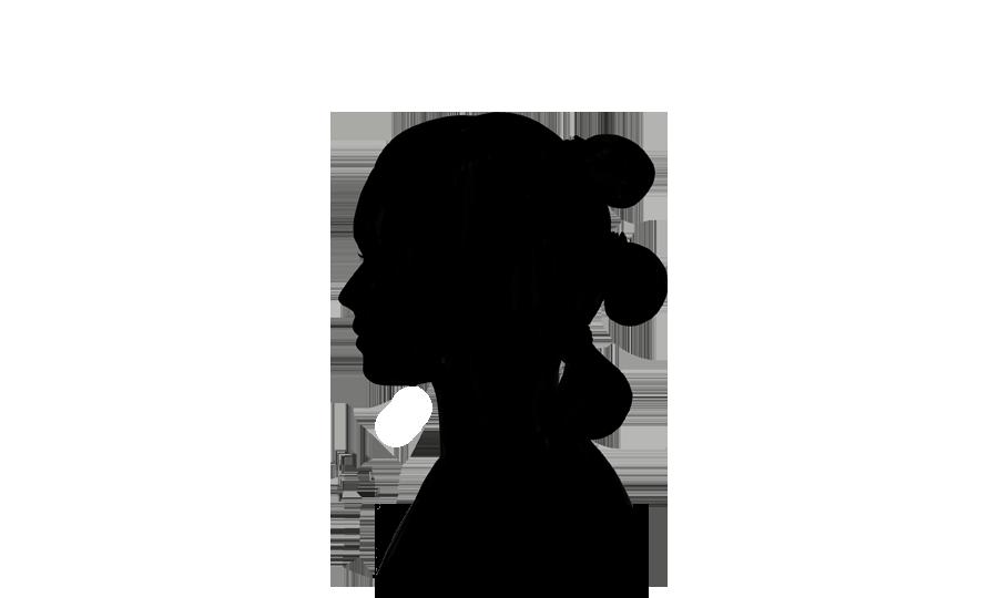 Rey Silhouette
