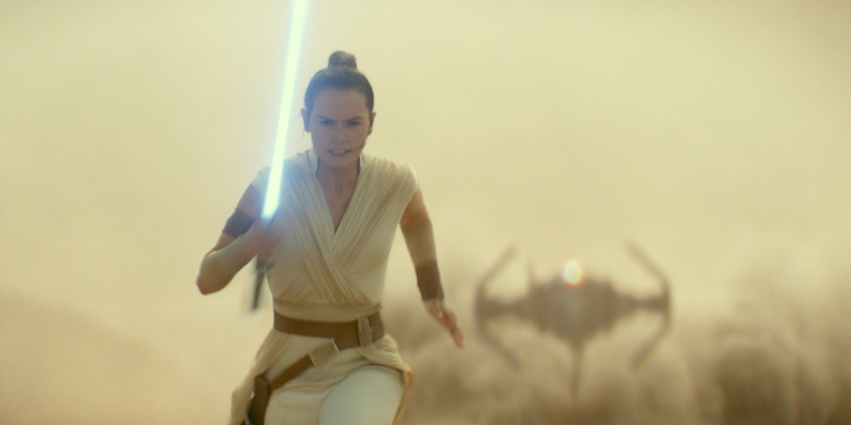 First Look at Star Wars: The Rise of Skywalker