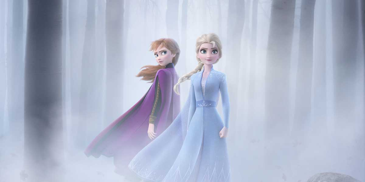 Frozen 2 Trailer Questions the Reason Behind Elsa's Powers