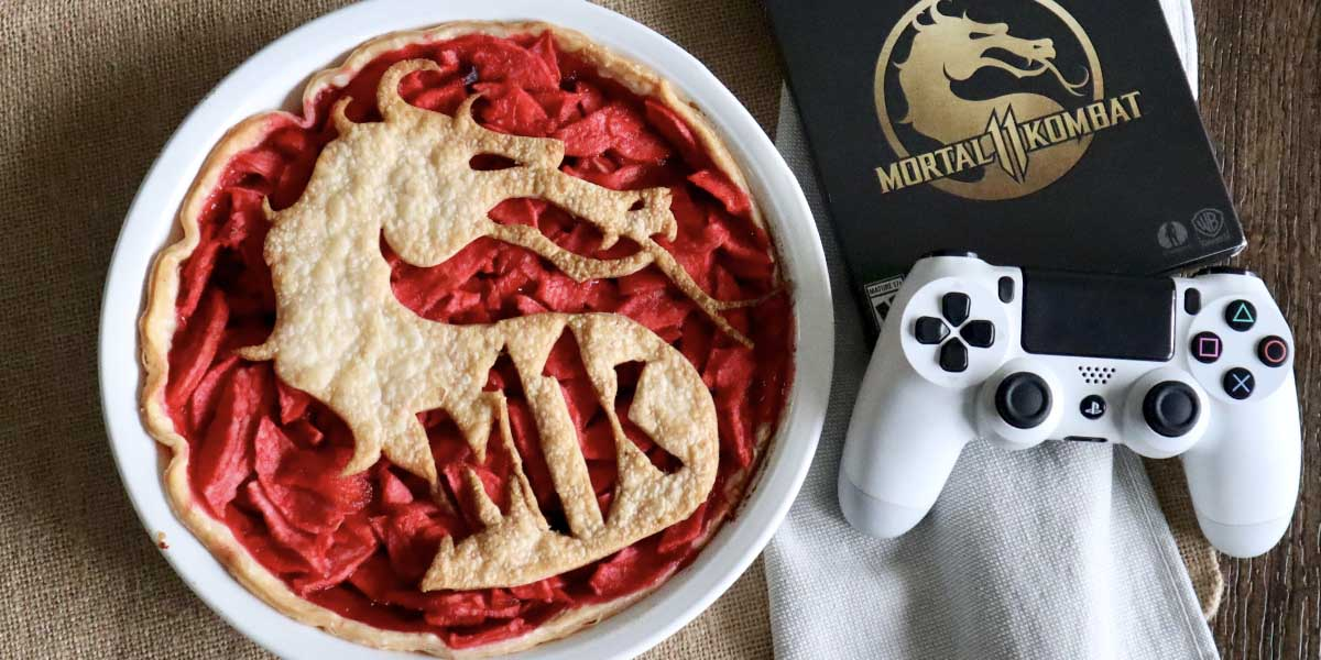 Mortal Kombat Apple Pie
