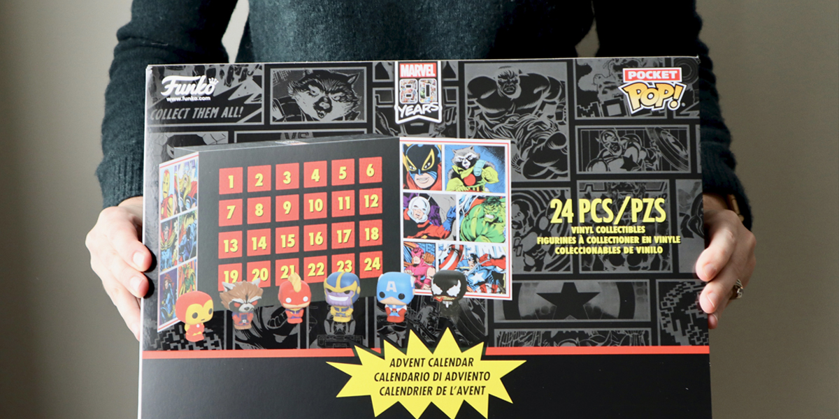 2020 Geeky Advent Calendars