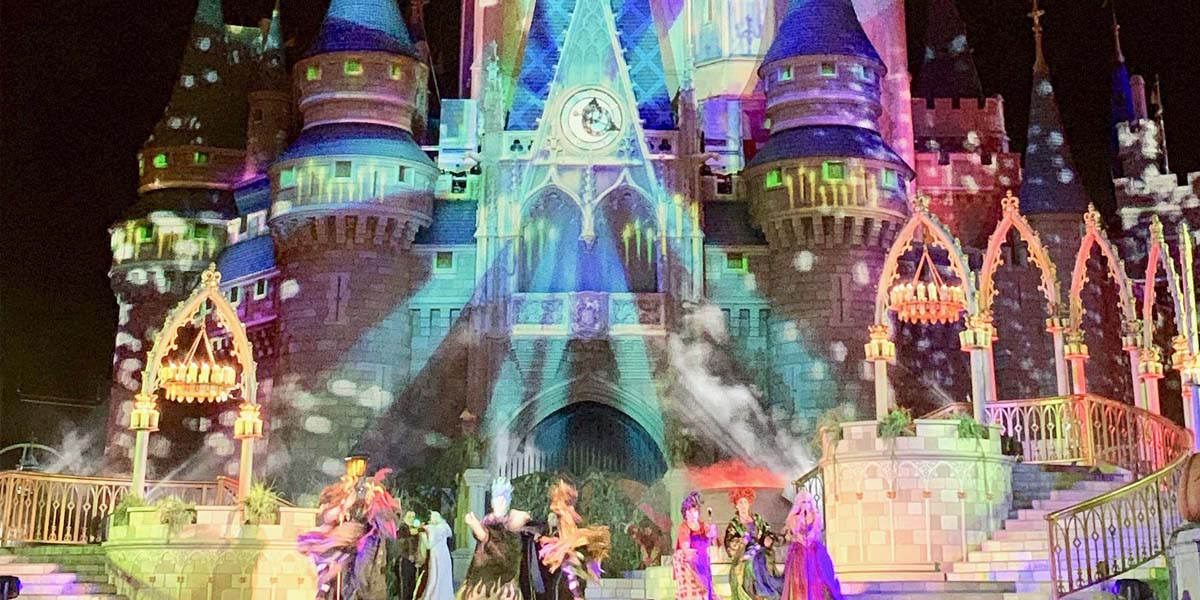 Is Mickey's Not-So-Scary Halloween Party for Adults?