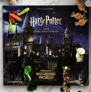 Harry Potter Candy Advent Calendar