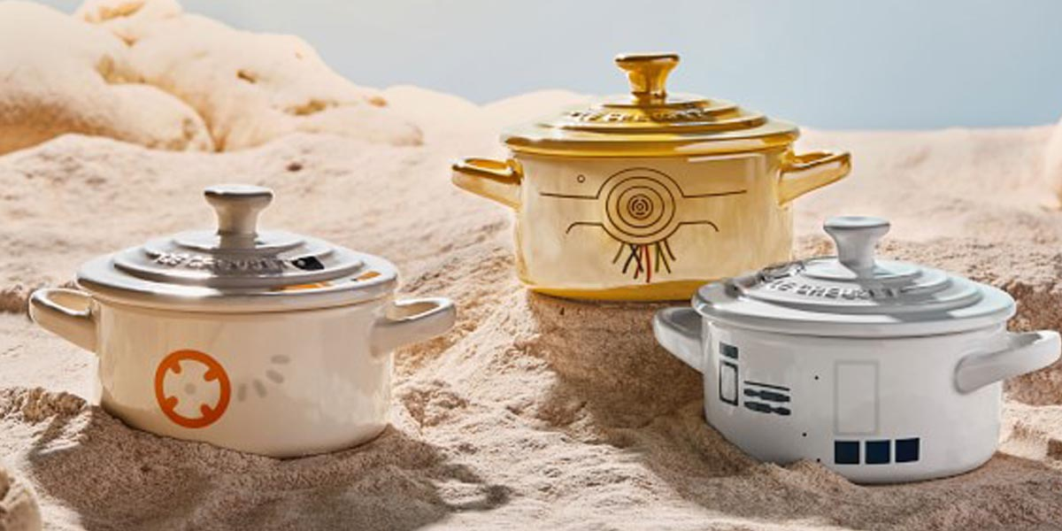 Embrace the Force With These Star Wars Kitchen Supplies