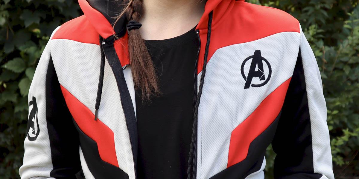 Avengers: Endgame Quantum Realm Hoodie