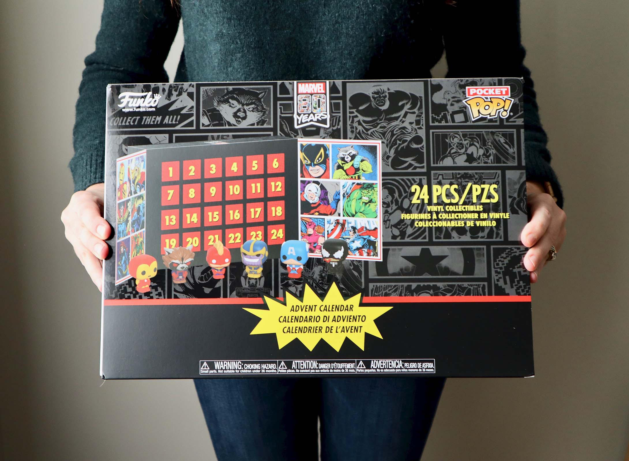 Calendrier Star Wars 2019.2019 Geeky Advent Calendars Popcorner Reviews