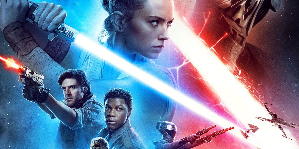New Star Wars: The Rise of Skywalker Trailer
