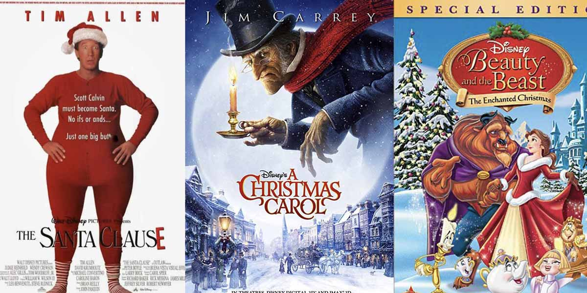 30+ Christmas Movies on Disney+