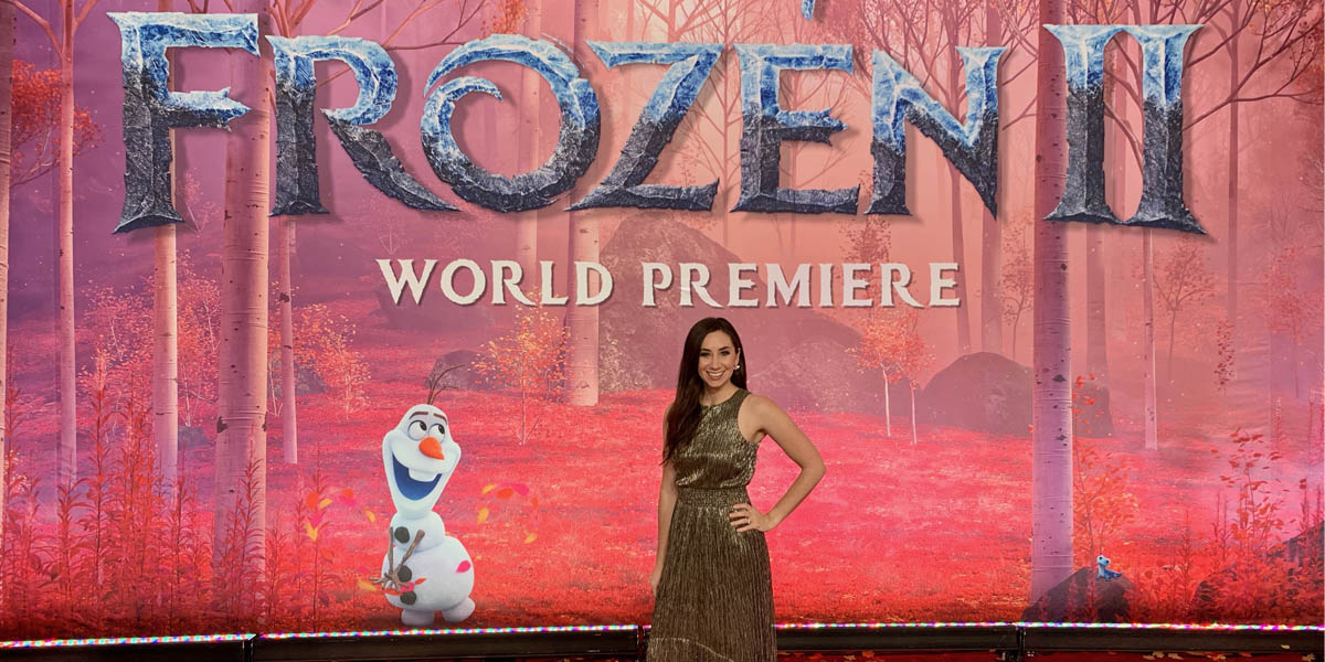 Frozen 2 Red Carpet Experience — Nothing Short of Magical