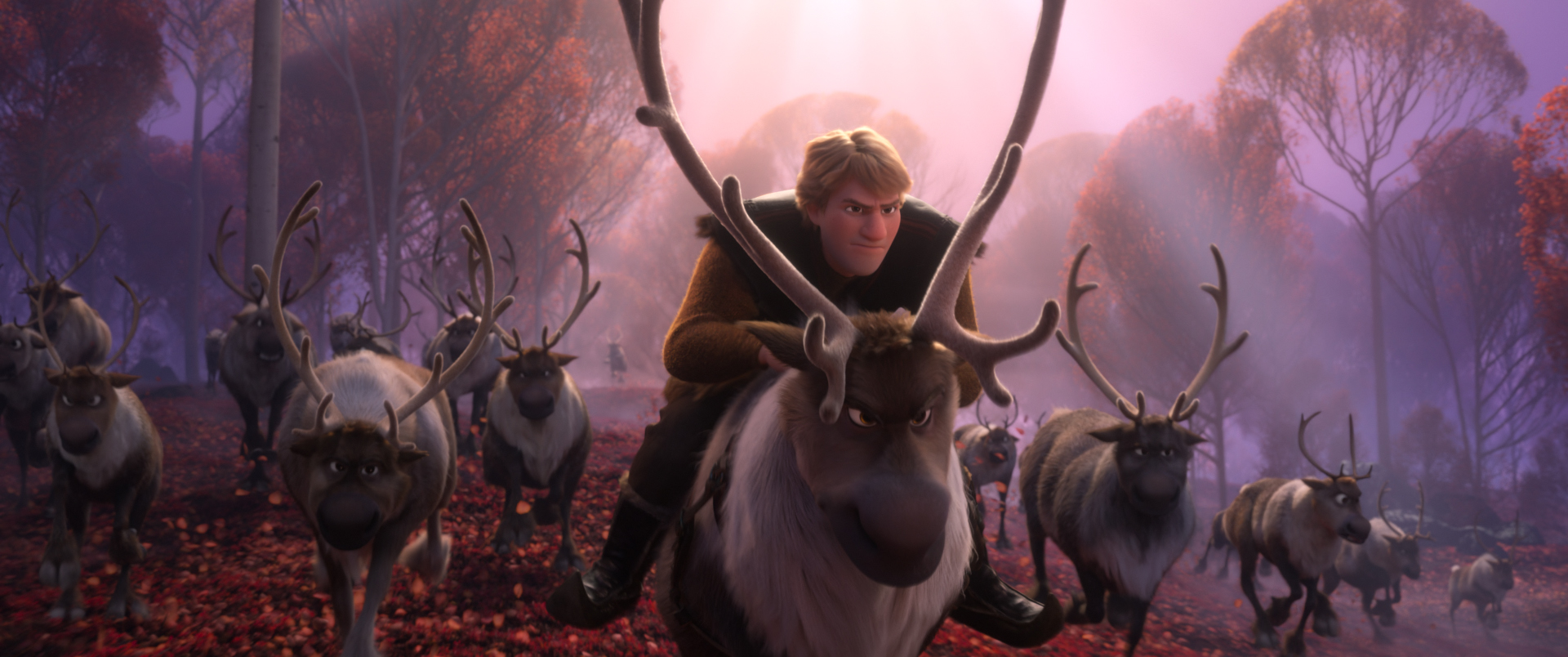 Kristoff's ballad song in Frozen 2 and movie review