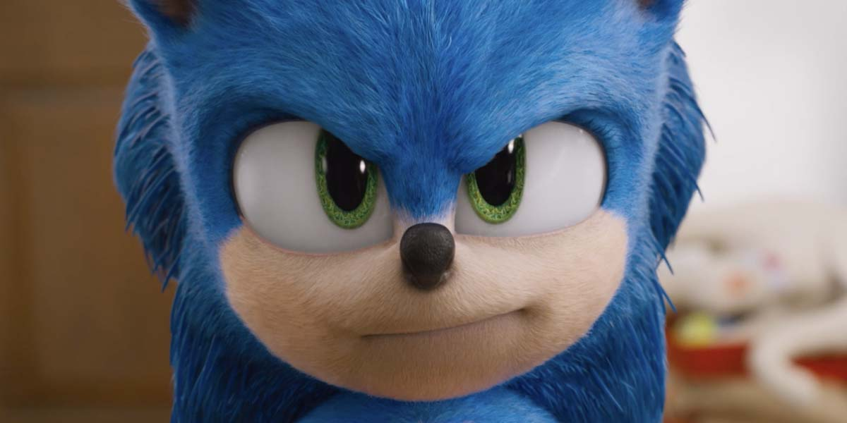 Watch the New (& Improved) Trailer for Sonic The Hedgehog
