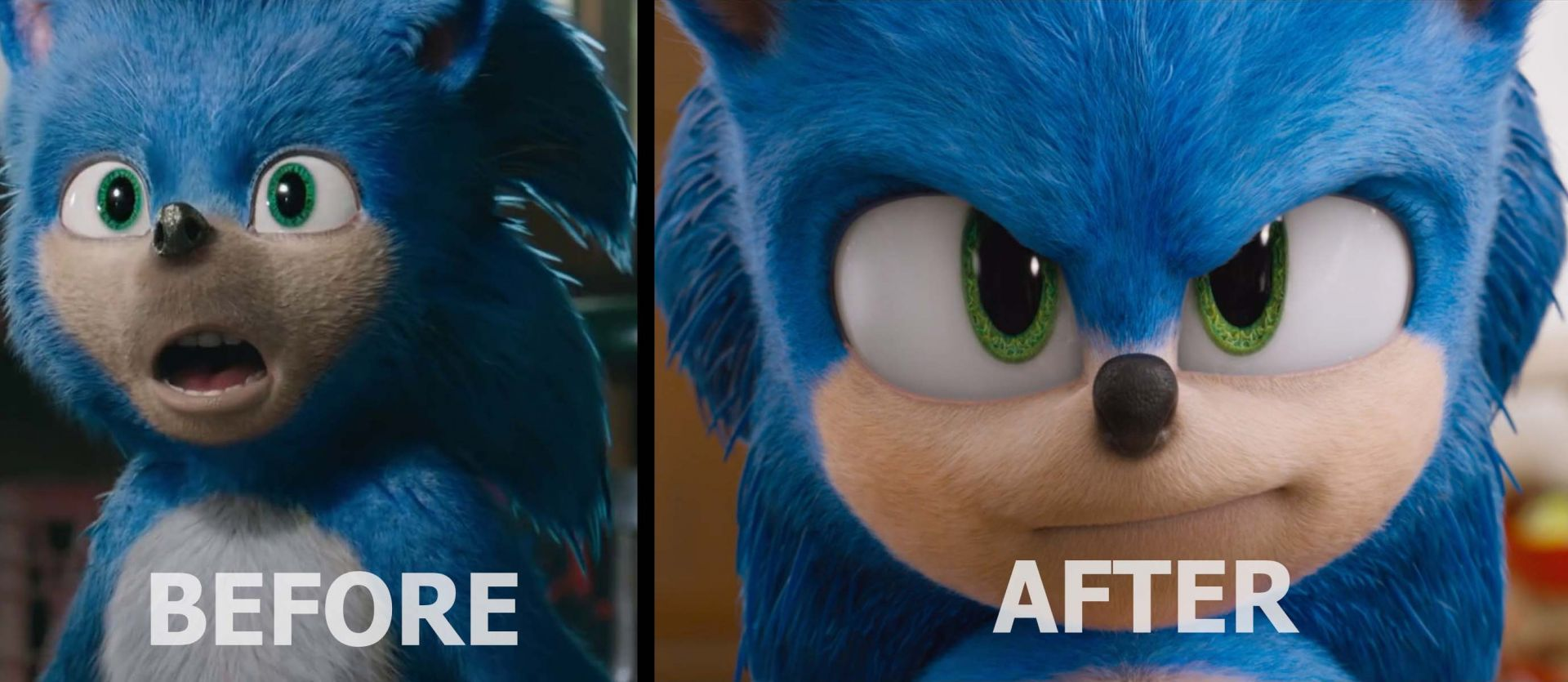 Watch The New Improved Trailer For Sonic The Hedgehog Popcorner Reviews