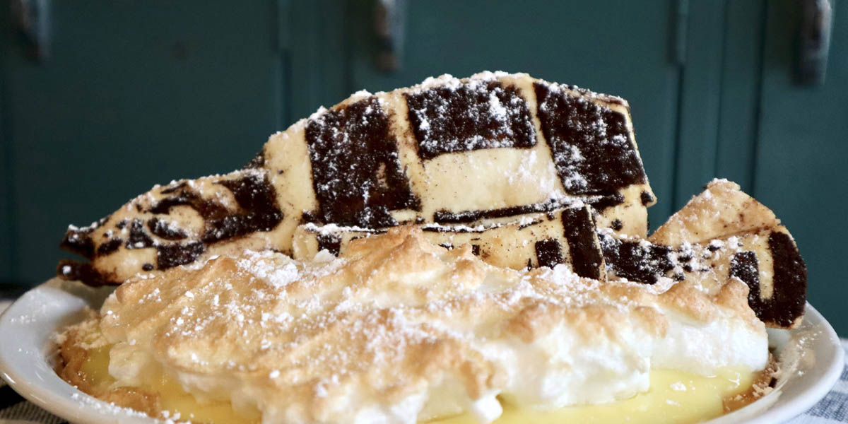 AT-AT Cream Pie Inspired by Star Wars: The Empire Strikes Back